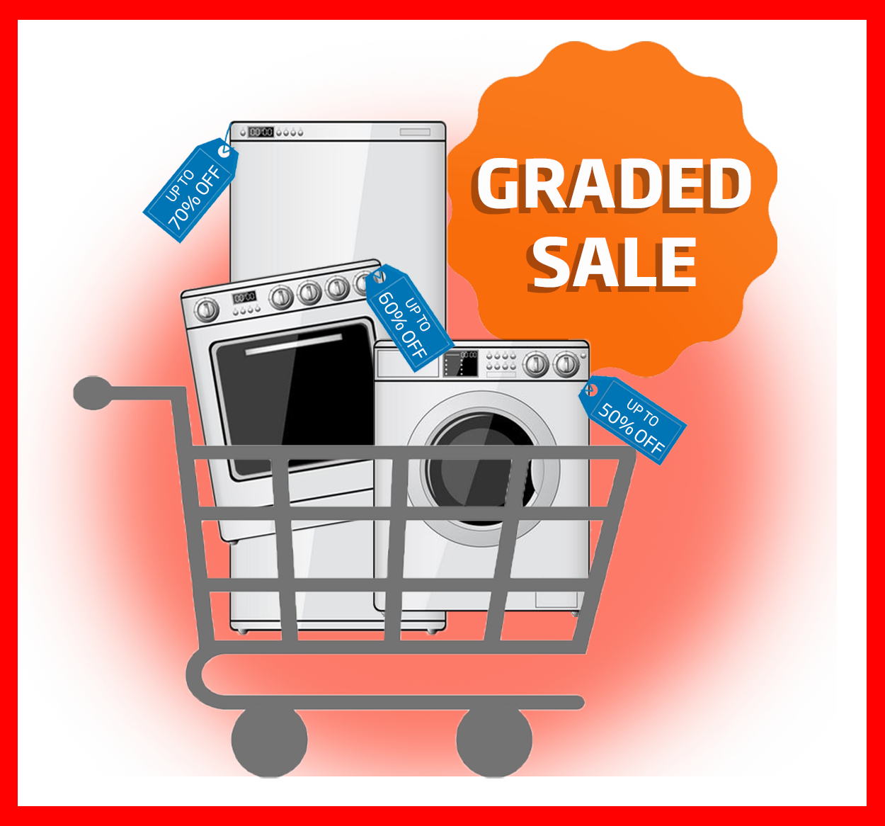 The Graded Sale Off